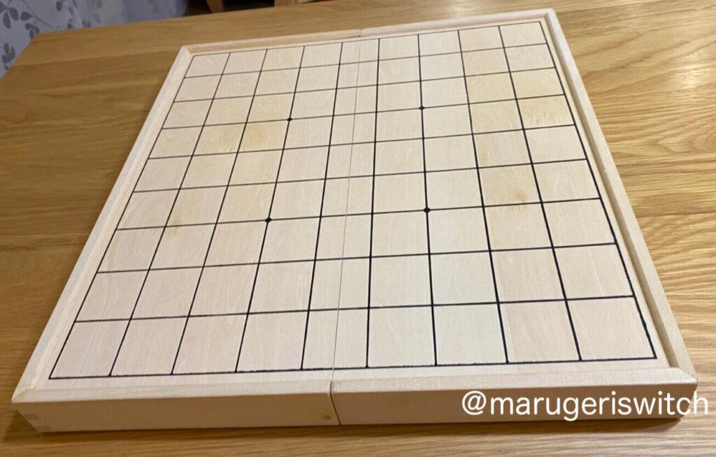将棋盤の写真