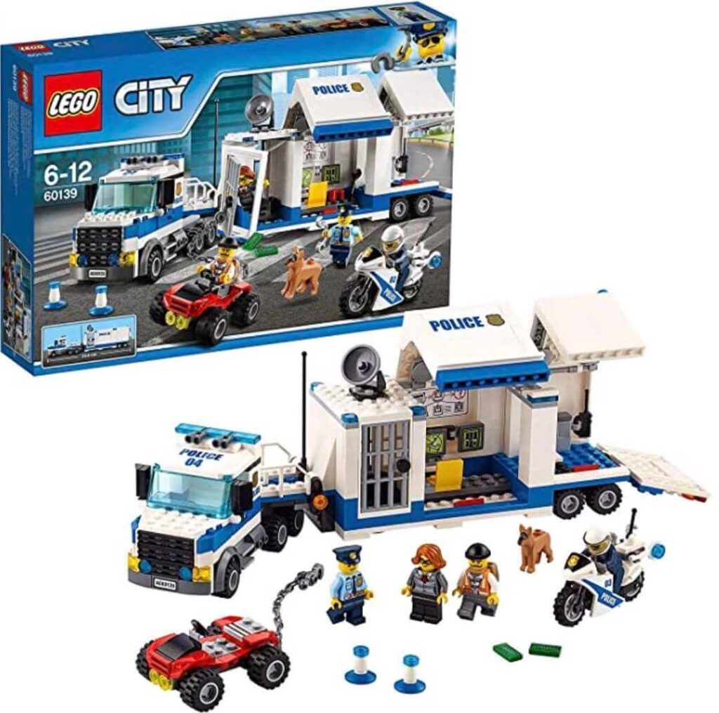 レゴシティの写真