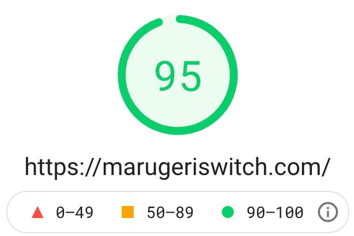 アフィンガー5・PCの表示速度